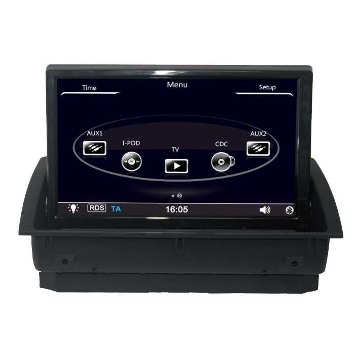 Radio DVD Navegador WinCE para Audi A3