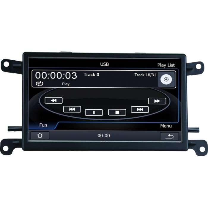 "DVD Con Navegador, TDT y Bluetooth para Audi A4 B8 / A5 (7"")"