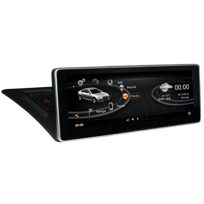 "Radio Navegador GPS Android para Audi A4 / A5 (10,25"")"