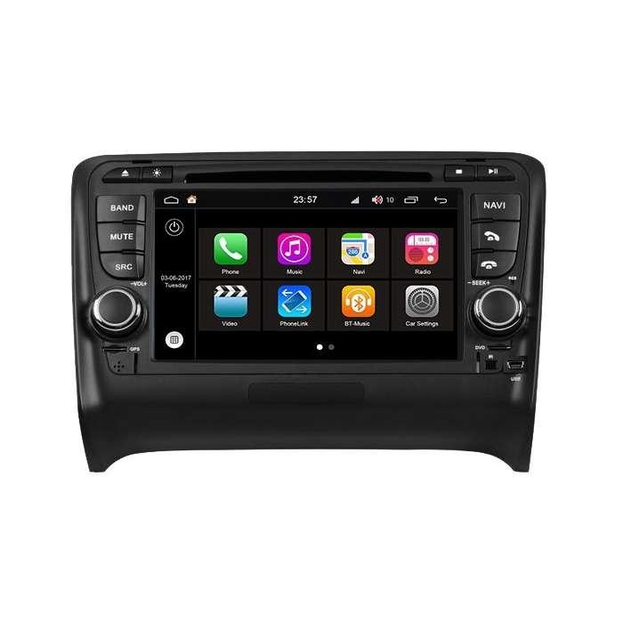 "Radio DVD Navegador modelo S190 paraAudi TT (7"")"