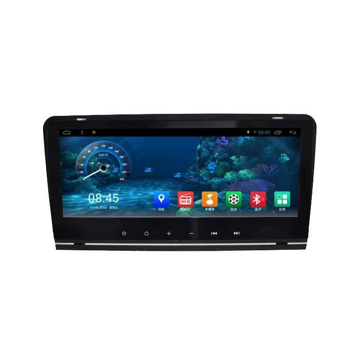 """Radio Navegador GPS Android para Audi A3 (8,8"""")"""
