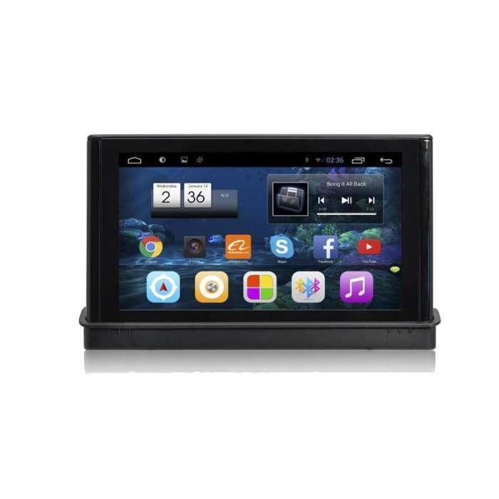 "Radio Navegador GPS Android para para Audi A3 (7"")"