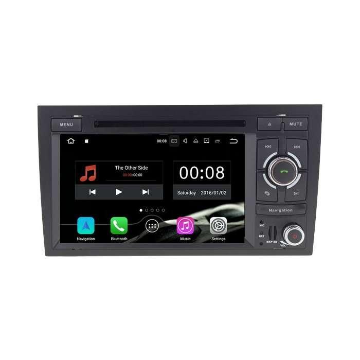 "Radio DVD Navegador Android para Audi A4 (7"")"