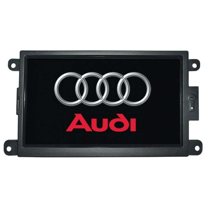 """Radio Navegador GPS Android para Audi A4 B8 / A5 (7"""")"""