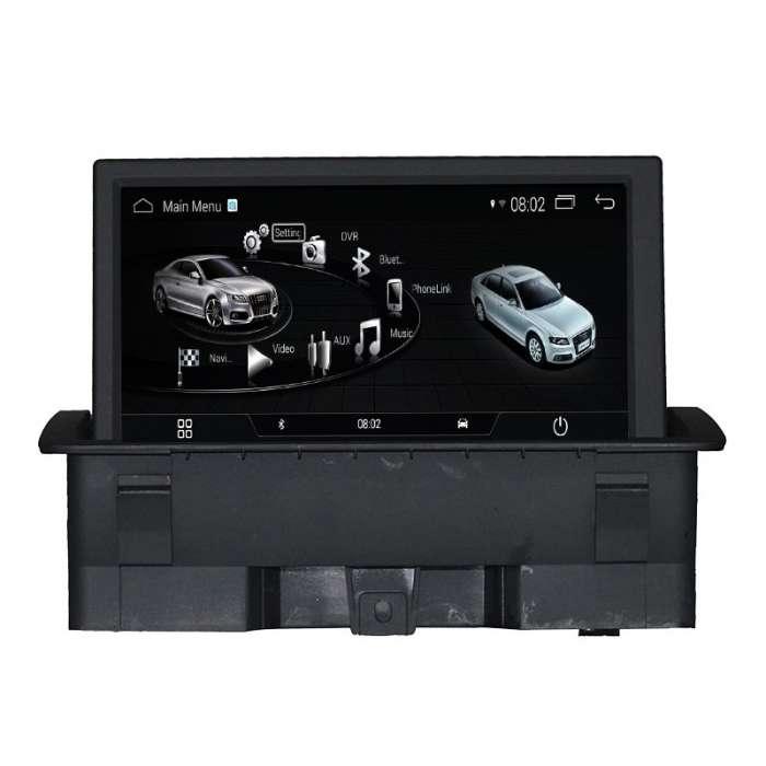 """Radio Navegador GPS Android para Audi A1 / Audi Q3 (7"""")"""