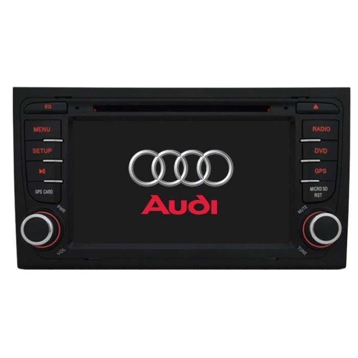 "Navegador Android 9,0 Octa Core para Audi A4 (7"")"