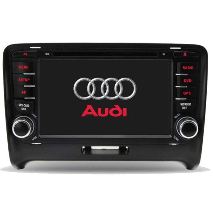 """Navegador Android Octa Core para Audi TT (7"""")"""