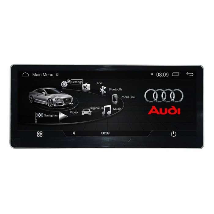 """Radio Navegador GPS Android para Audi A4 (10,25"""")"""