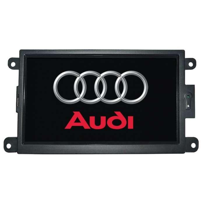 """Pantalla con Navegador Android para Audi A6 (7"""")"""