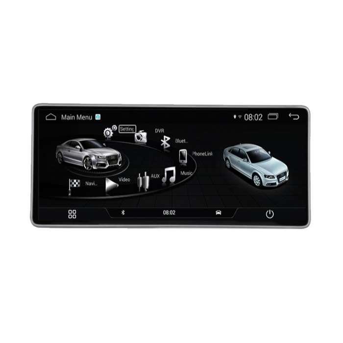 "Navegador Android 4G LTE para Audi A3 (9"")"