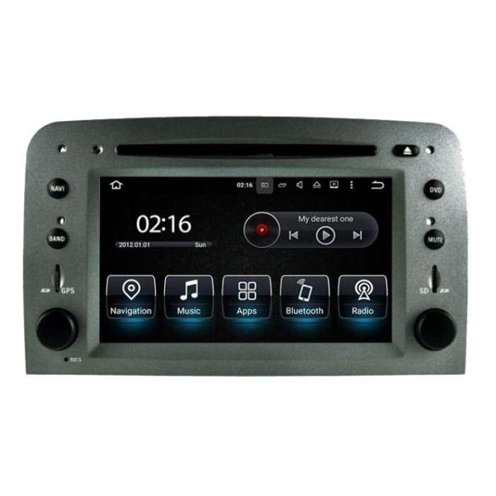 "Radio DVD Navegador GPS Android para Alfa Romeo 147 / GT (7"")"