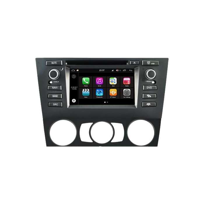 "Radio DVD Navegador S200 para BMW Serie 3 (6,5"")"