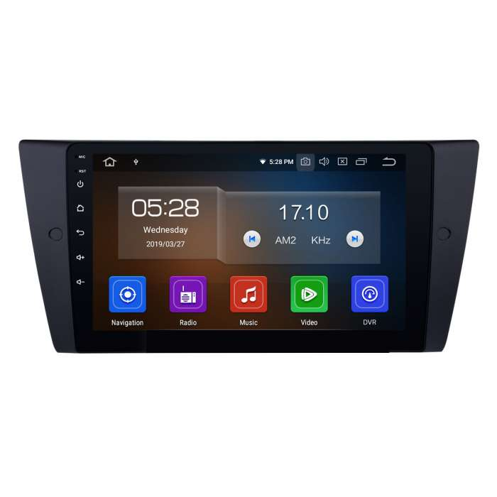 "Radio Navegador Android BMW para Serie 3 (9"")"