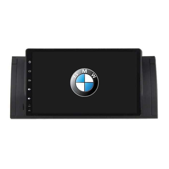 "Radio DVD Navegador GPS Android para BMW Serie 5 / X5 (9"")"