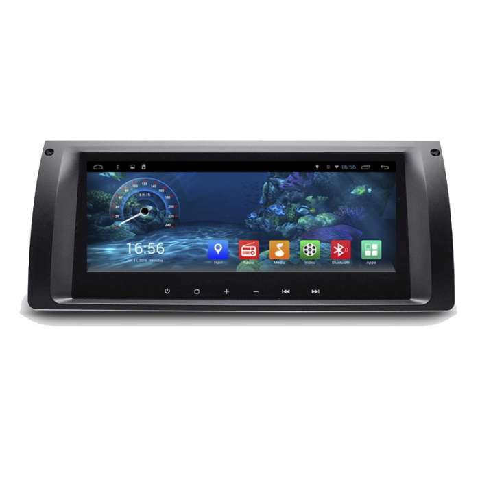 "Radio Monitor Android para BMW Serie 5 / X5 (8,8"")"