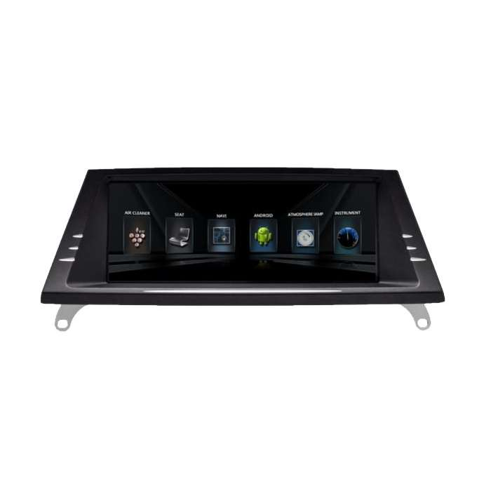 """Radio Navegador GPS Android para BMW X5 / X6 (8,8"""")"""
