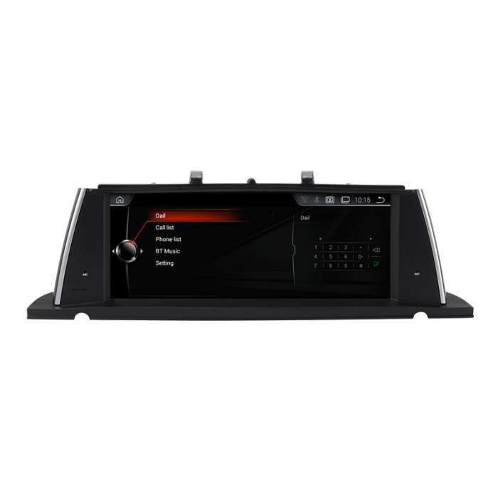 "Monitor Navegador HD Android Puro para BMW Serie 5 GT (10,25"")"