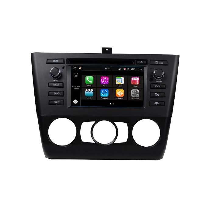 """Radio DVD Navegador Modelo S200 Android para BMW Serie 1 (6,5"""")"""
