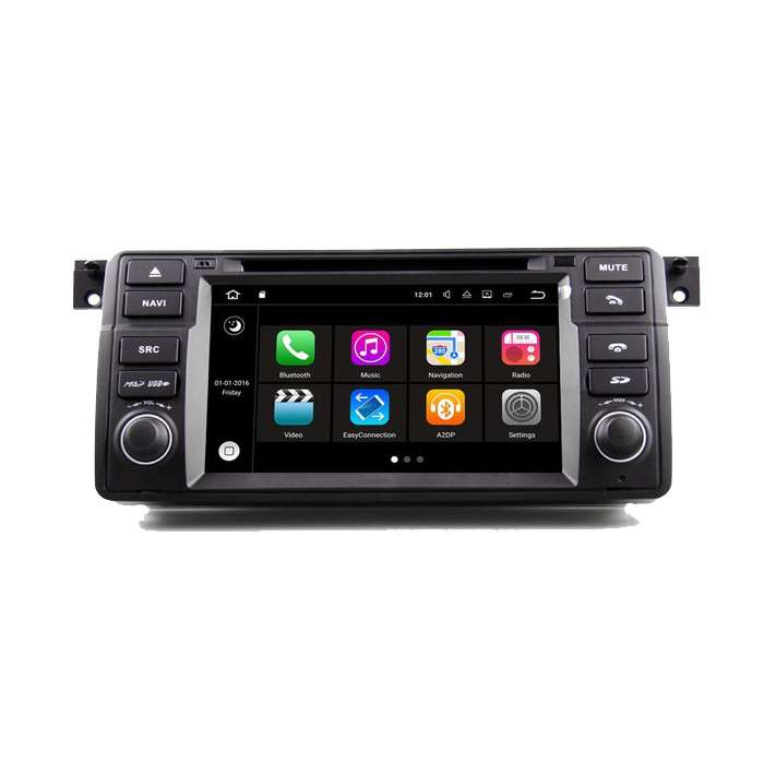 "Radio DVD Navegador S200 para BMW Serie 3 (7"")"