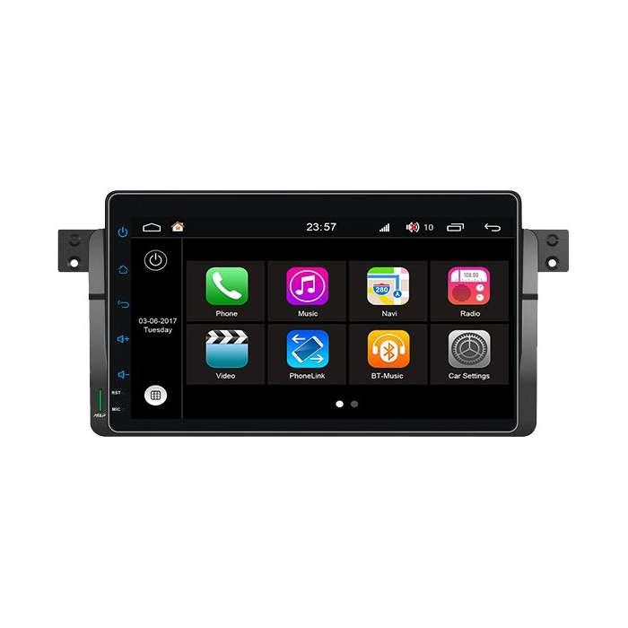 "Radio DVD Navegador S200 para BMW Serie 3 (9"")"