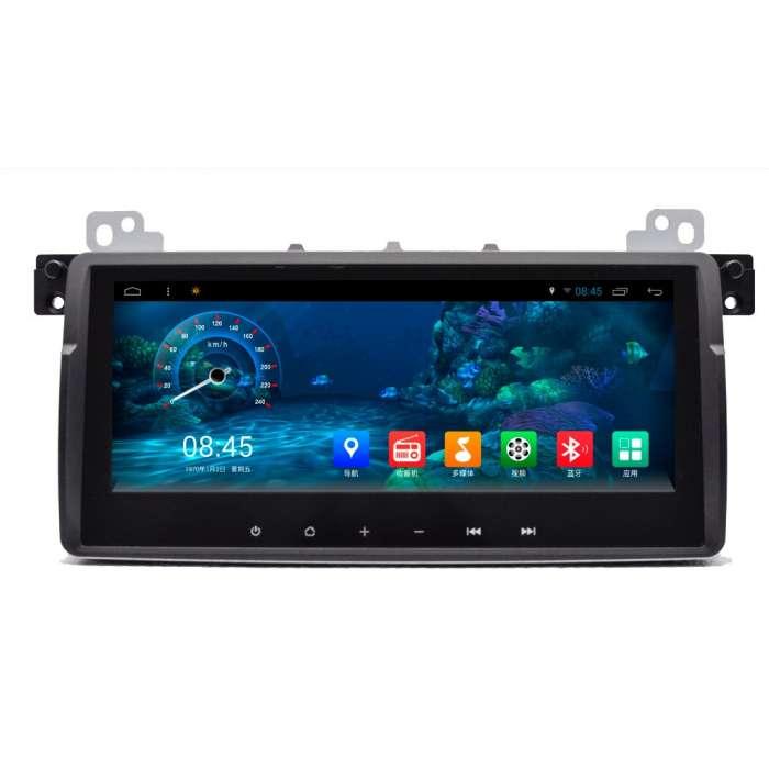 "Radio Monitor Navegador HD Android para BMW Serie 3 (8,8"")"