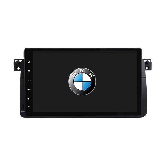 """Navegador Android Octa Core 4GB RAM para BMW Serie 3 (9"""")"""