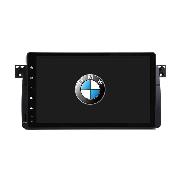 "Radio DVD Navegador GPS Android para BMW Serie 3 (9"")"