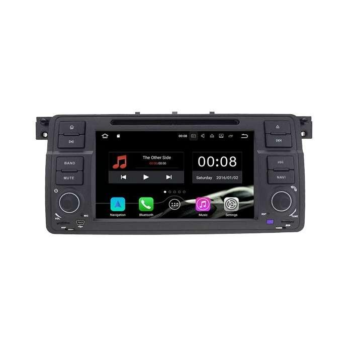 "Radio DVD Navegador 4G LTE Android para BMW Serie 3 (7"")"