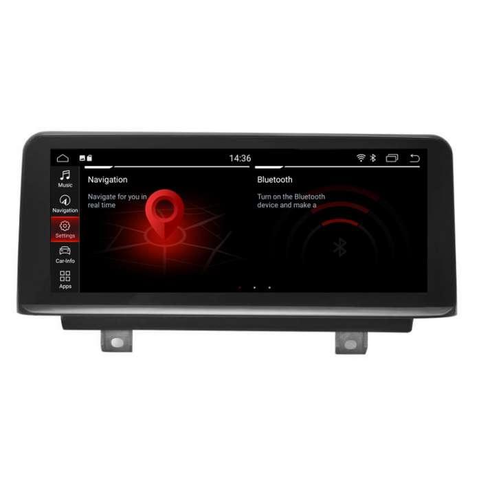 "Navegador Android 4G LTE para BMW Serie 3 (10,25"")"
