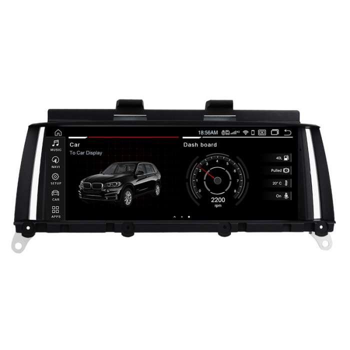 """Radio Navegador GPS Android para BMW X3 / X4 (8,8"""")"""