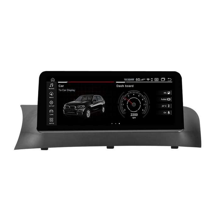 "Radio Navegador GPS Android para BMW Serie X3 / X4 (10,25"")"