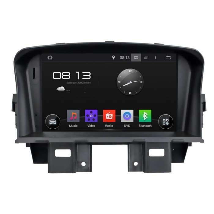 """Navegador GPS Android Octa Core para Chevrolet Cruze (7"""")"""