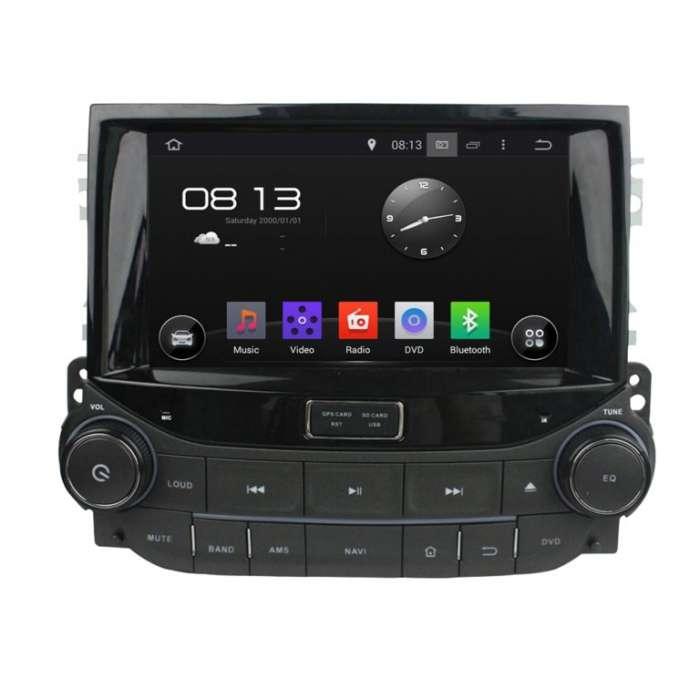"Navegador GPS Android Octa Core para Chevrolet Malibu (8"")"