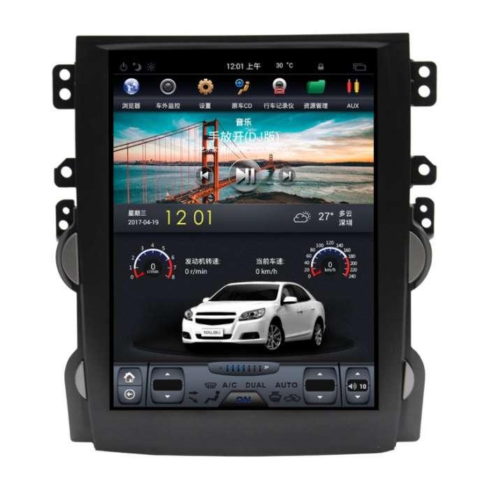 "Radio Navegador GPS Android Tipo Tesla para Chevrolet Malibu (10,4"")"