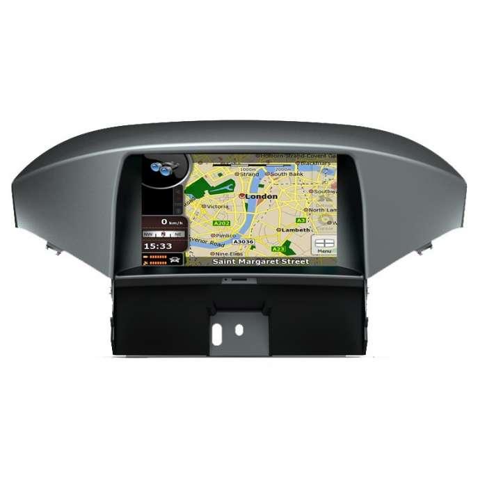 """DVD Navegador GPS TDT Bluetooth para Chevrolet Orlando (7"""")"""
