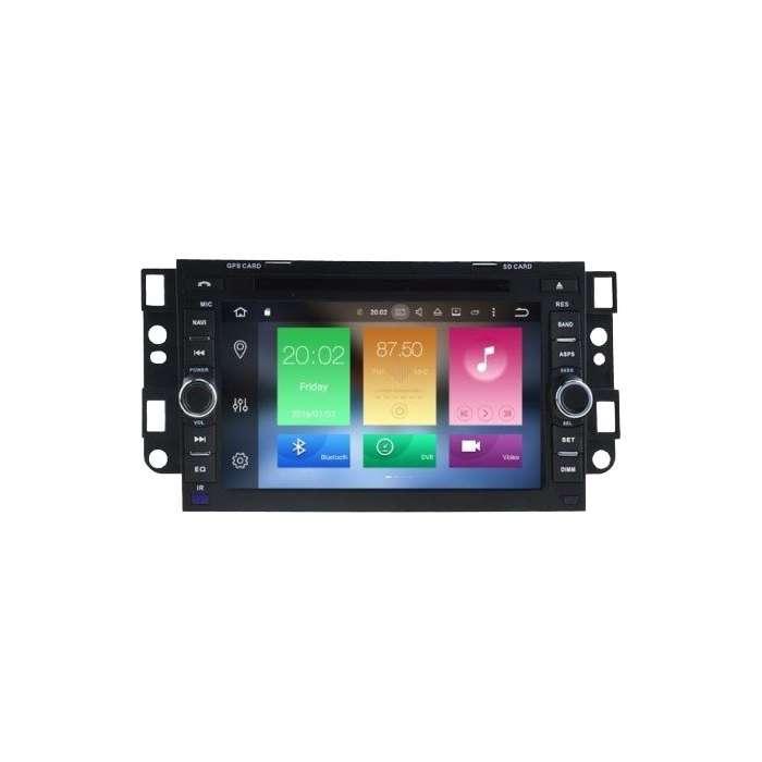 "Navegador GPS Android Octa Core 4GB RAM para Chevrolet Aveo/Epica/Captiva (7"")"