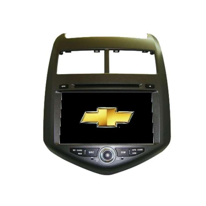"""DVD Navegador GPS TDT PIP para Chevrolet Aveo (7"""")"""