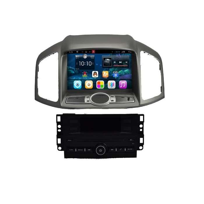 "Radio Monitor Navegador GPS HD Android Puro para Chevrolet Captiva (8"")"