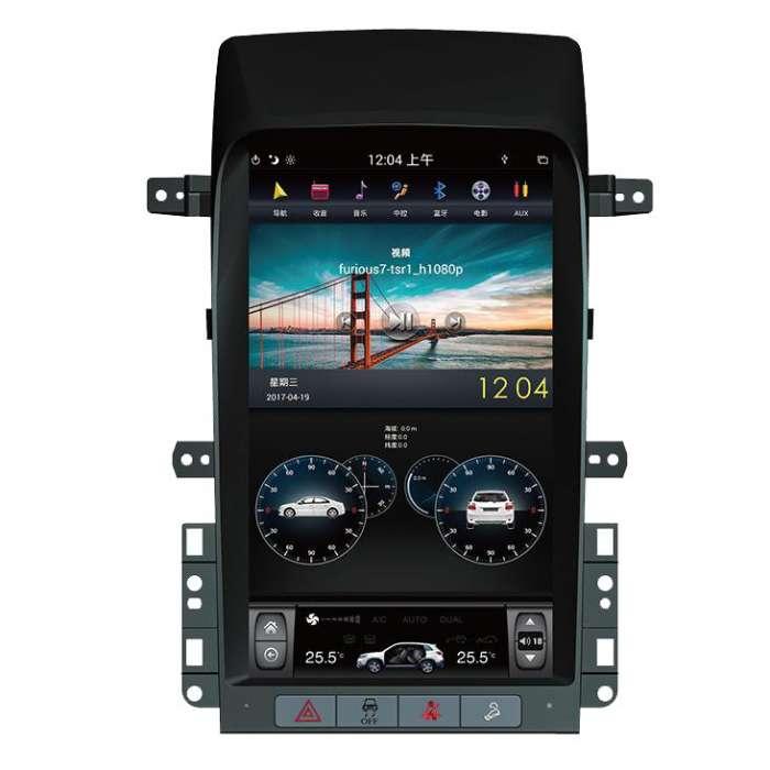 "Radio Navegador GPS Android Tipo Tesla para Chevrolet Captiva (13,8"")"