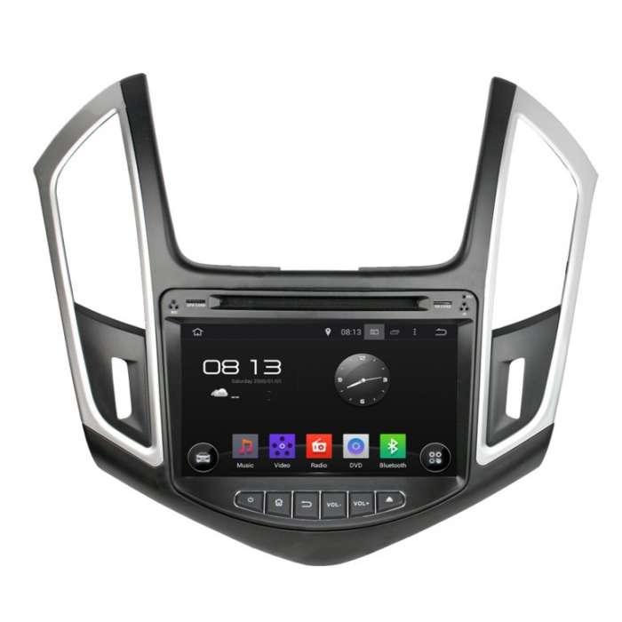 """Navegador GPS Android Octa Core para Chevrolet Cruze (8"""")"""