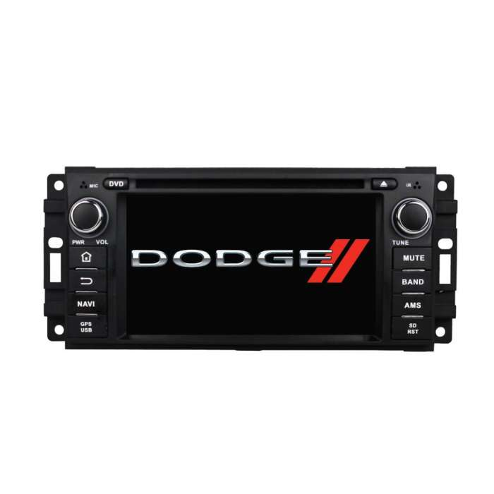 "Radio DVD Navegador GPS Android para Jeep / Chrysler / Dodge (6,2"")"