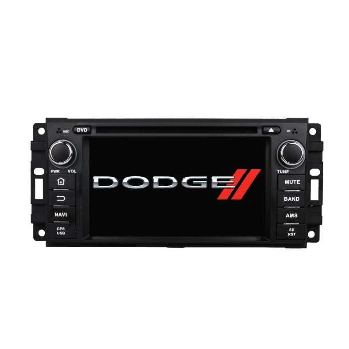 "Radio DVD Navegador GPS Android para Jeep / Chrysler / Dodge (6,2"")"
