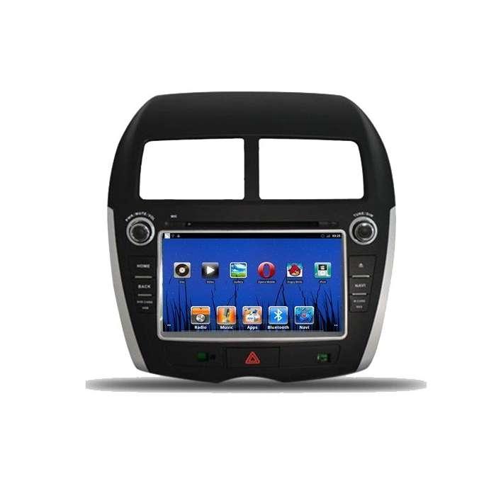 """Radio DVD Navegador GPS para Citroen C-Crosser / ASX (8"""")"""