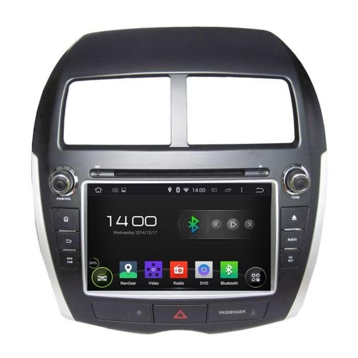 """Navegador GPS Android Octa Core para Mitsubishi/Citroen  (8"""")"""
