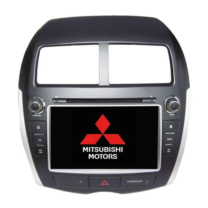"""Navegador GPS Android Octa Core 4GB RAM para  Mitsubishi/Citroen (8"""")"""