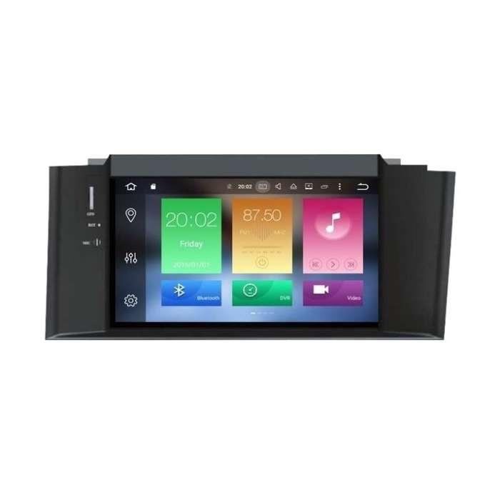 """Radio DVD Navegador GPS Android para Citroen C4 (7"""")"""