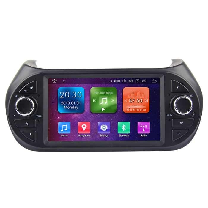 "Radio Navegador GPS Android para Citroen / Fiat (7"")"