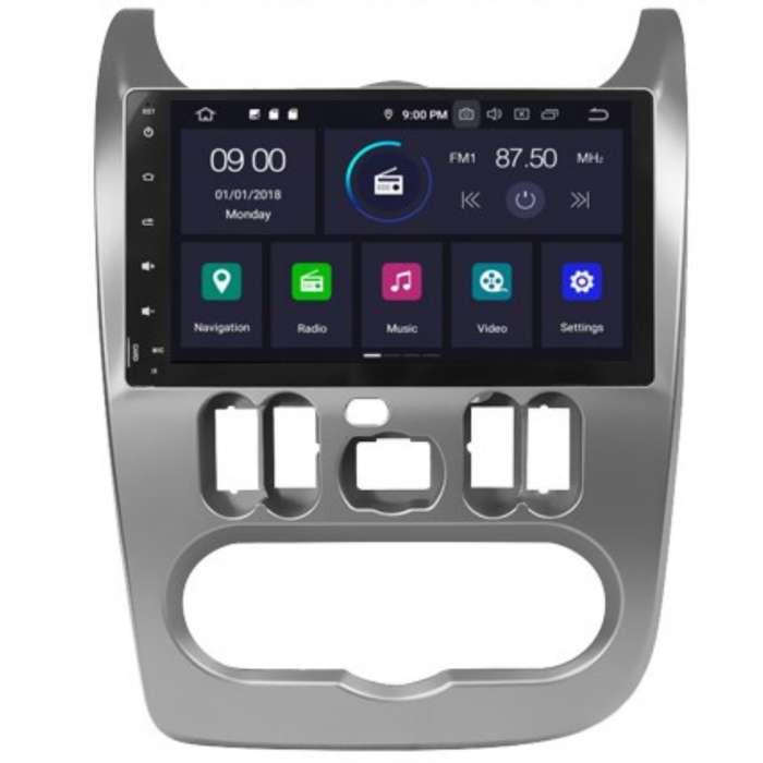 """Navegador GPS Android Octa Core para Dacia Duster (10,1"""")"""
