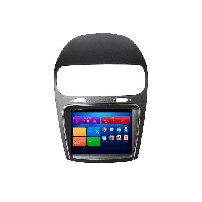 "Radio DVD Navegador GPS HD Android para Dodge Journey (8"")"