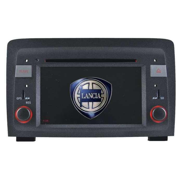 "Navegador GPS para Lancia / Fiat (7"")"